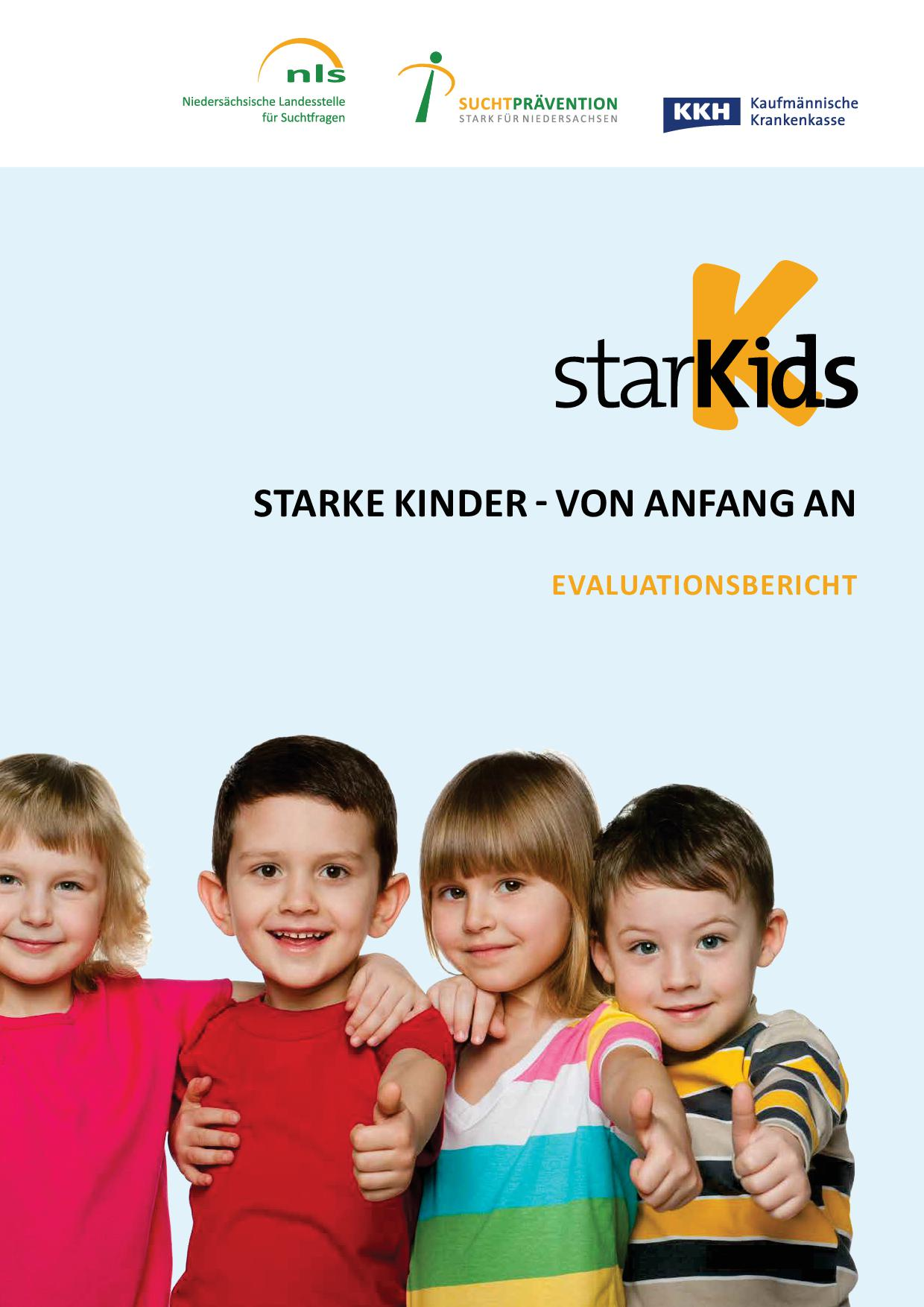 StarKids Evaluation.Titelbild für Homepage
