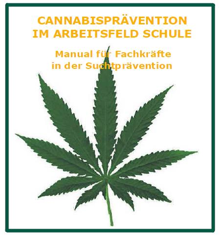 Logo Cannabisprävention in Schule